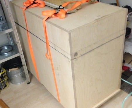 DIY Soundproof box for noisy air compressors