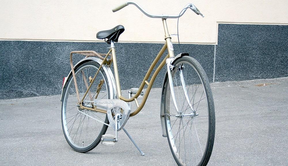 Fillari Helsinki - Granny Bike Restoration